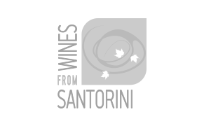 Wines from Santorini logo